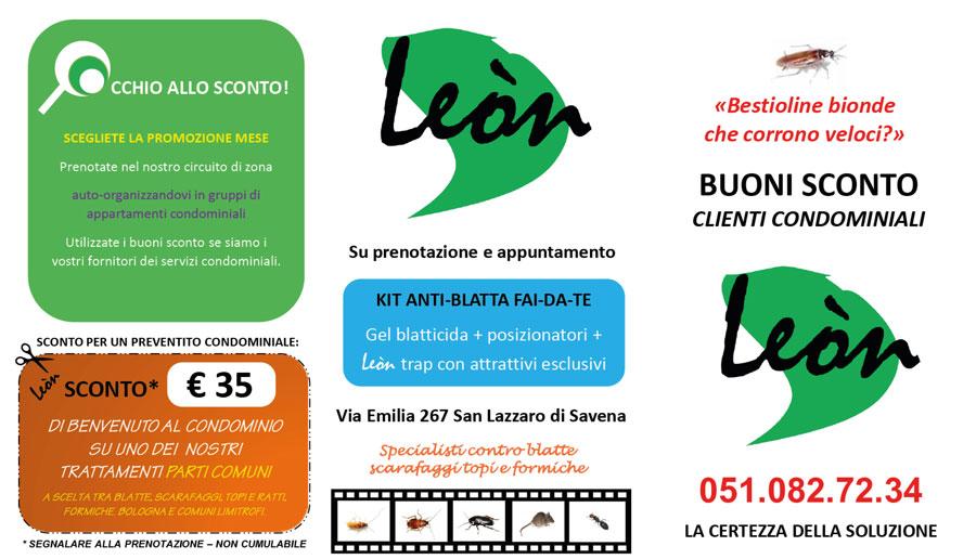 promozioni disinfestazione bologna